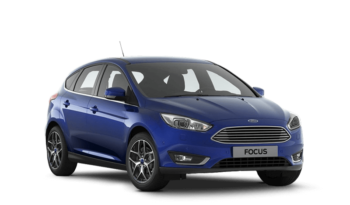 Ford Focus 2012 lleno