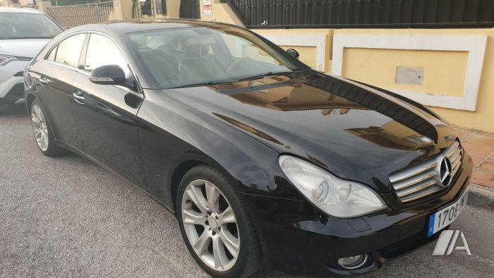 Mercedes-Benz Class CLS 320CDI Grand Edition lleno