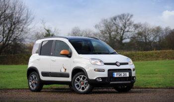 Fiat Panda 2014 lleno